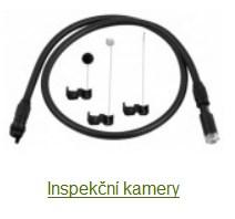 Náhradní díly k inspekčním kamerám