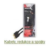 Kabely, redukce