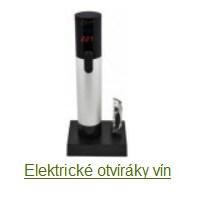 Elektrický otvírák vín