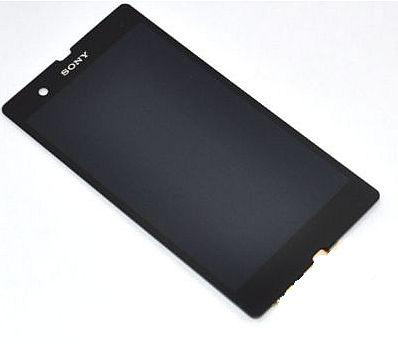 LCD displej vč. dotyk. desky na SONY Xperia