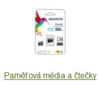 Paměťová media