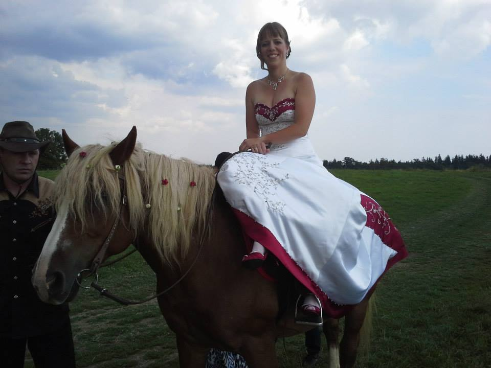 Svatba na koni