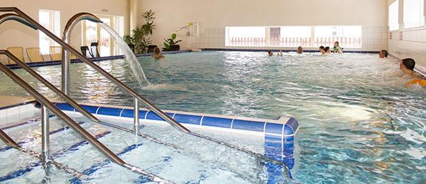 Bazénový komplex
