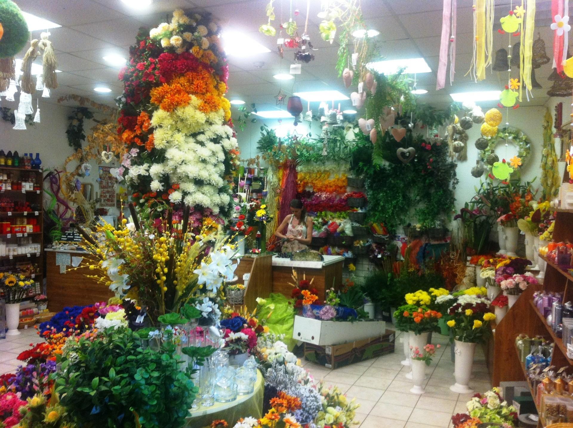 Květiny pasáž - Lenka Mazurová