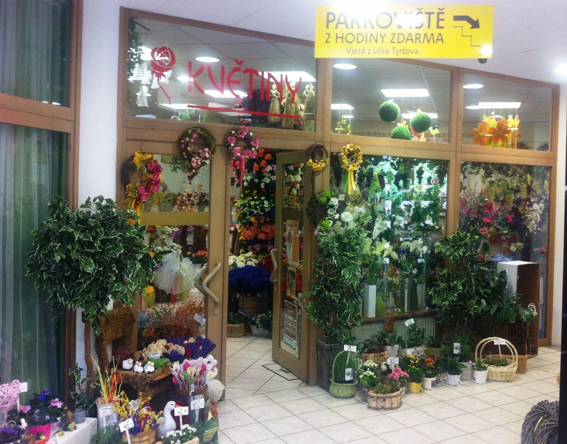 Květinářství Mazurová