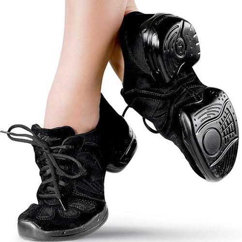 50fcb8d8ef6 Dámská taneční obuv s odpruženou patou Image