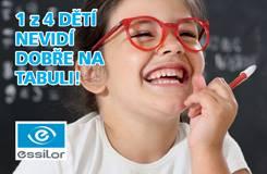 brýle pro děti