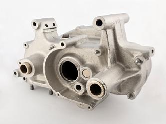 ukázka balotinování dílu motoru