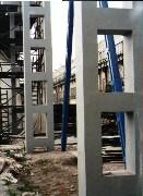 Detail ŽB konstrukce po sanaci