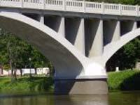 Most Zvíkovec po sanaci