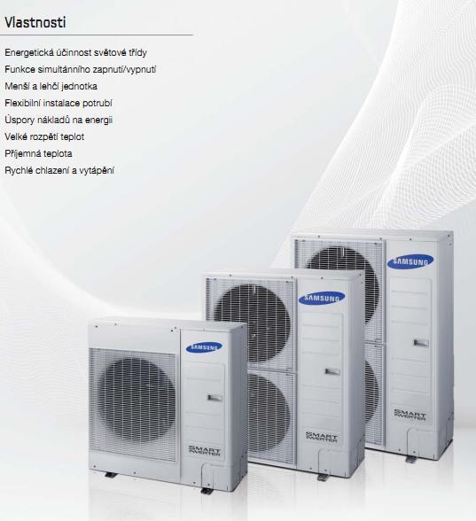 CAC klimatizace