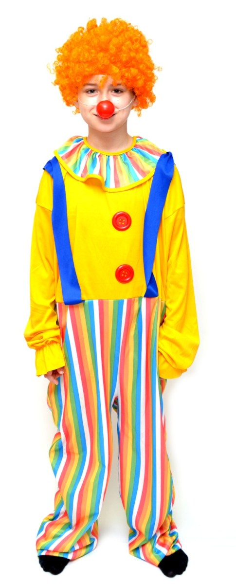 klaun Zvídálek