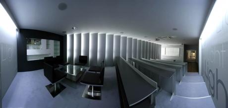 Kancelářské interiéry