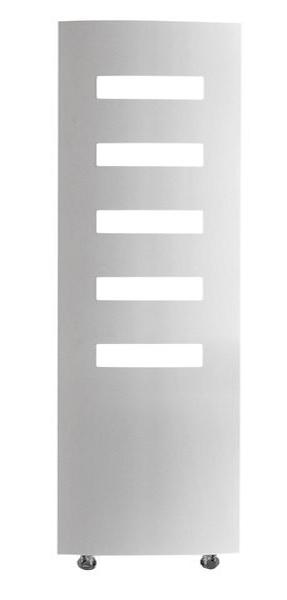 koupelnové topení - hliníkové radiátotry