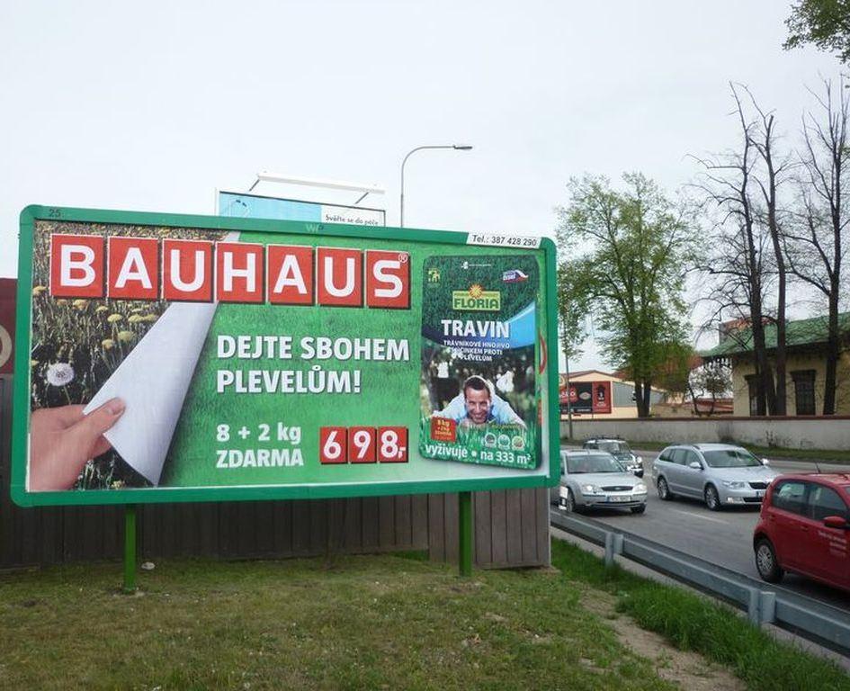 Bauhaus billboard