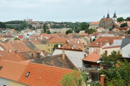 Jewish Quarter in Třebíč