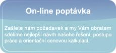 On-line poptávka