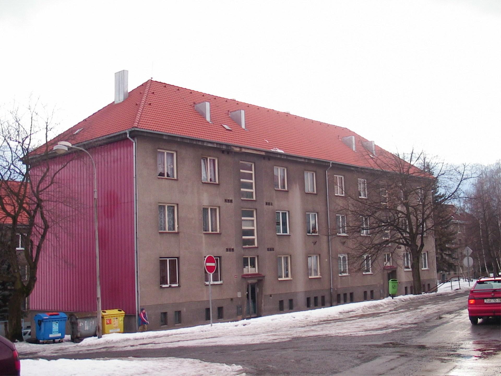 bytový dům- Tachov