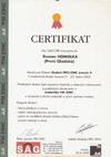 certifikát PRO-ZINK