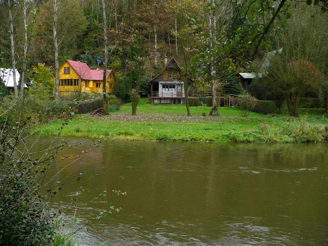 Vodácké tábořiště Loket