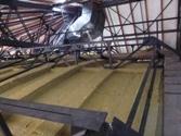 Izolace plochych strech