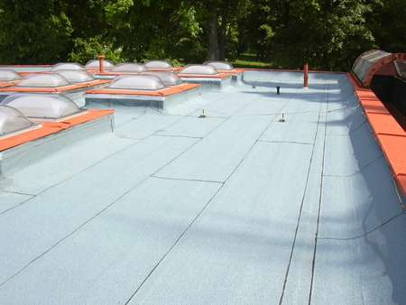 Izolace střech