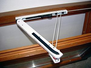 lankový ovladač oken
