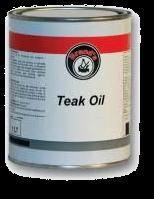 teakový olej