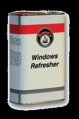 olej pro oživení okenních rámů