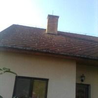 Rekonstrukce střech, výměna krytiny