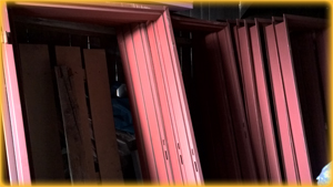 dvere zarubne - stavebniny Říčany