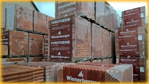 porotherm - stavebniny Říčany