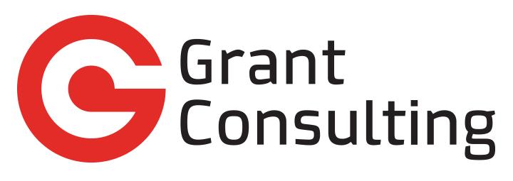 Stavby Bareš s.r.o. - rekonstrukce stodoly - logo Grant Consulting