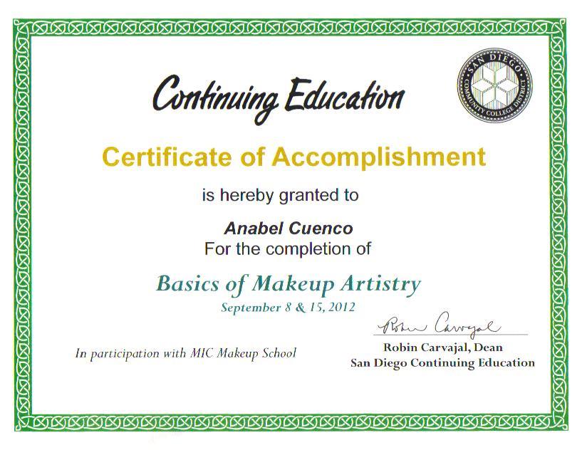 Mic Makeup School Makeupview Co