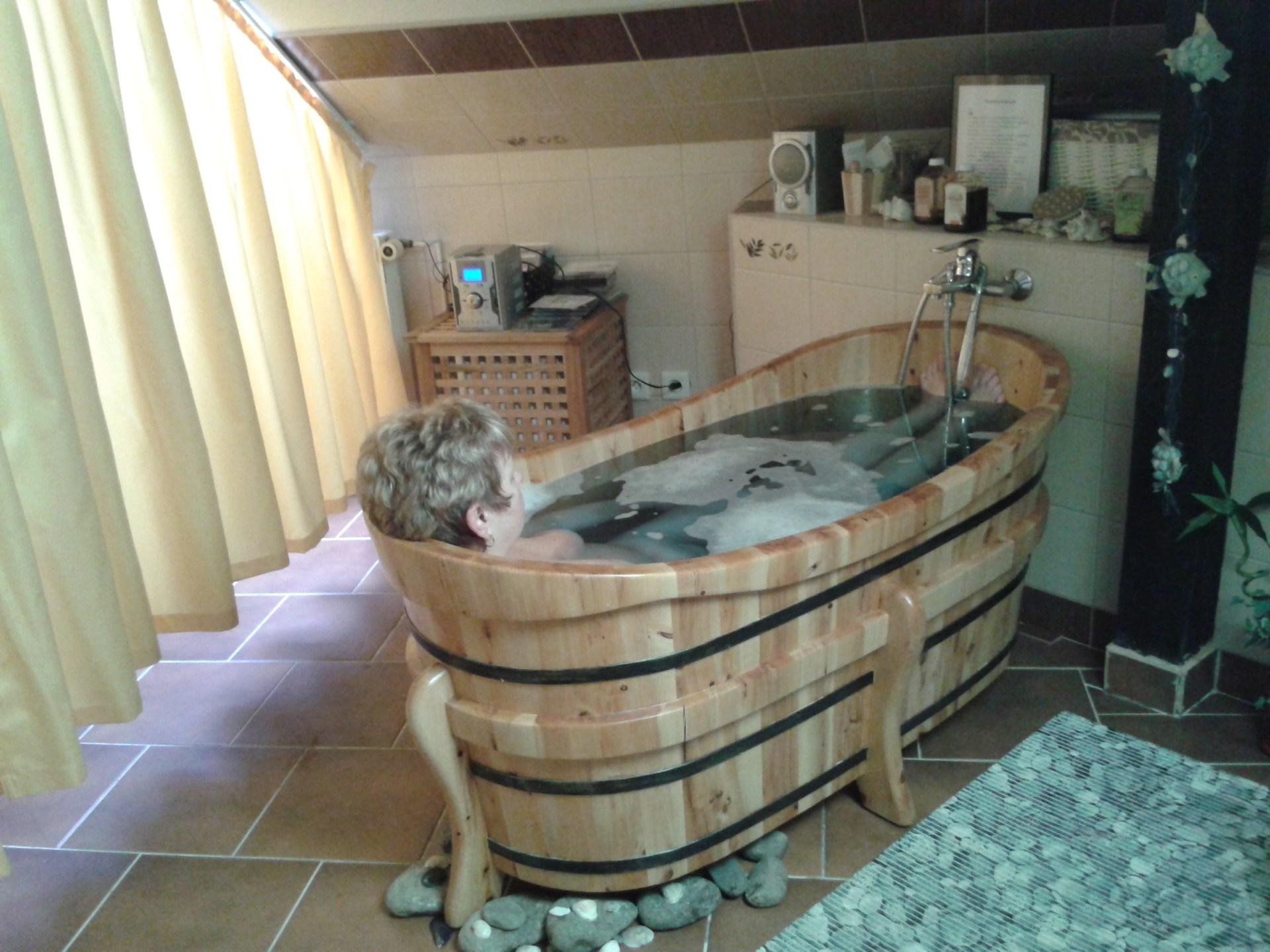 Jodová koupel