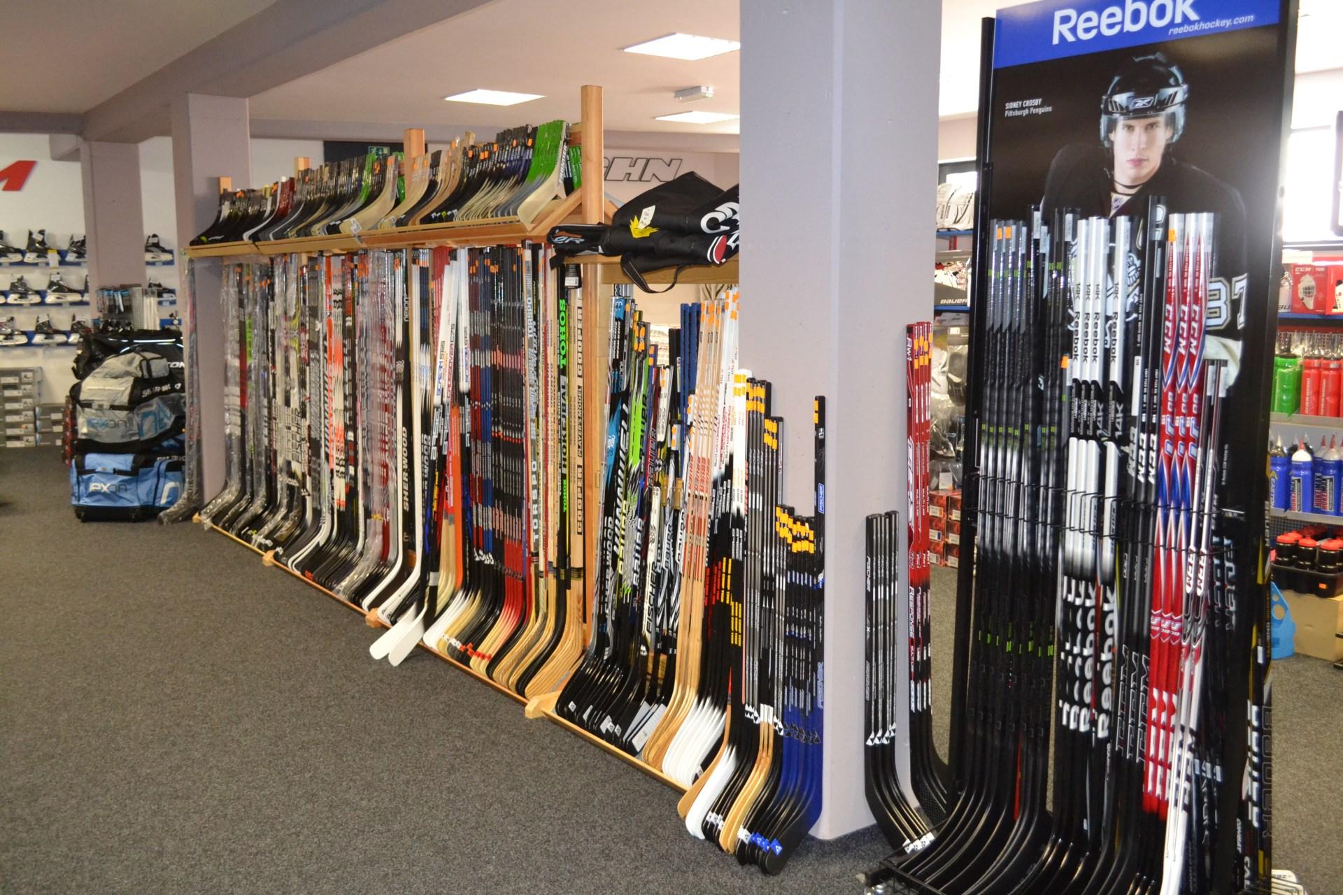Hokejové vybavení
