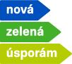 Nova zelena usporam - logo