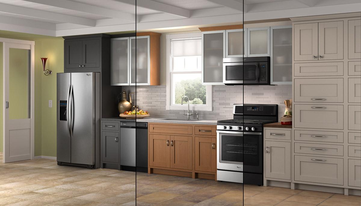 hv elektro - ilustracni obrazek whirpool kuchyne