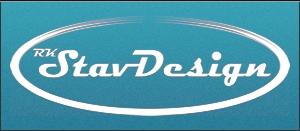 RK Stav Design - logo