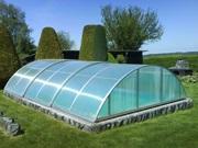 Zastřešení bazénu, bazénové zastřešení