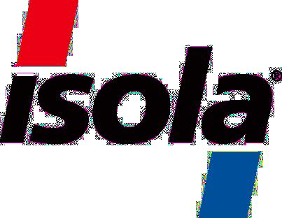 Logo Isola - asfaltové šindele
