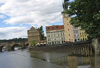 Centrum Karlův most, Praha 1, desinfekce klimatizace