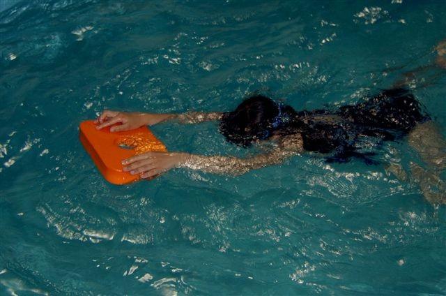 Individuální výuka dětí a dospělých neplavců