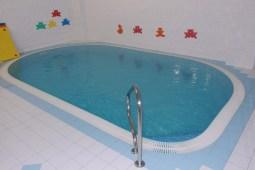 bazén plavecké školy Plaváček