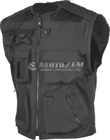 bad66e16b MotoZem, motorkářské oblečení - Moto vesty