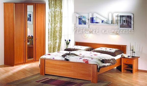 Ložnice BELLA - Nábytek Plzeň Kůsová