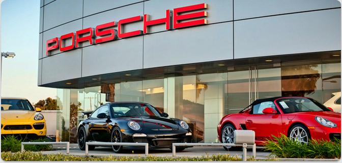 Get A Car With Bad Credit >> Porsche Dealer