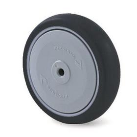 Přístrojová kola, polypropylenový disk, bezestopý běhoun
