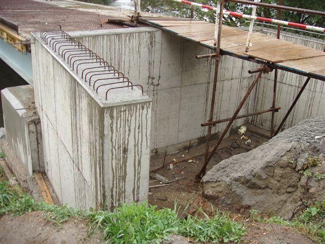 D-beton: Rekonstrukce mostu v Malesicích