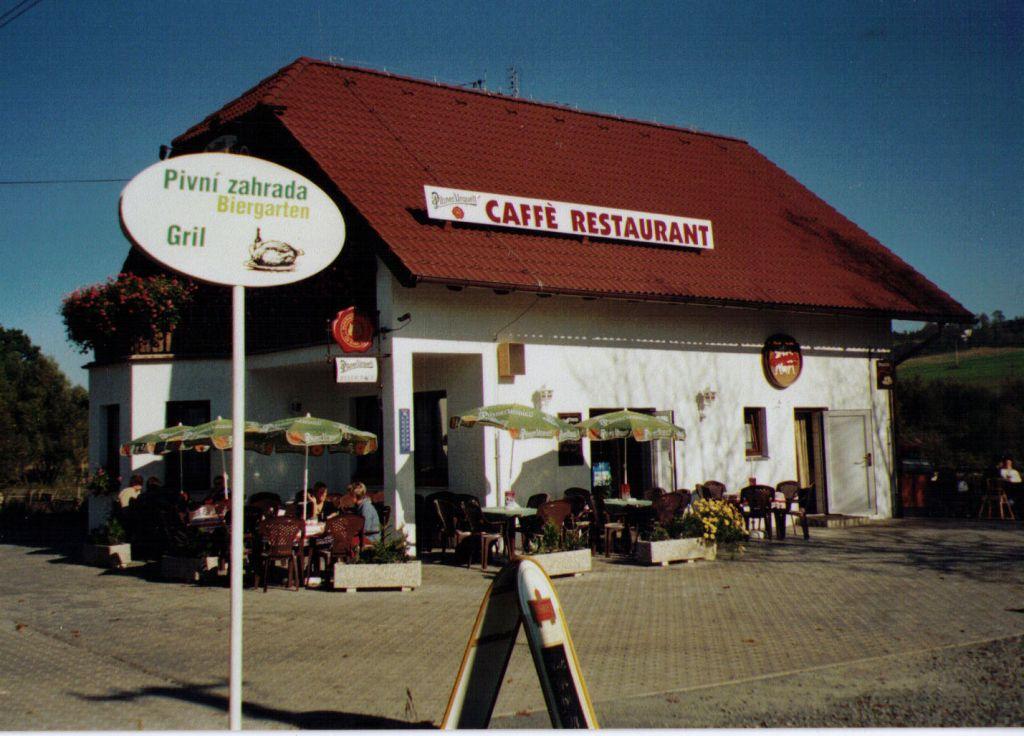 Penzion Všeruby - historické fotografie